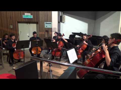 Cellissimo VI - Over the Rainbow/Simple Gifts, Inspired by Piano Guys