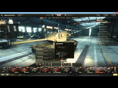 Mightymasochist ja World of Tanks 9.3 test serverin uudet vaunut ja mallit!