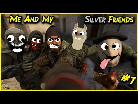 CS-Go Me And My Silver Friends #1 (...