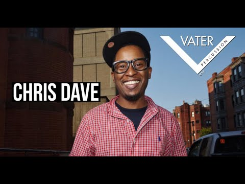 Vater Percussion - Chris Dave