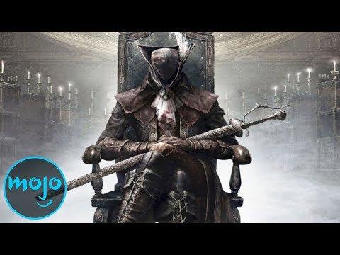 Top 10 FromSoftware Games