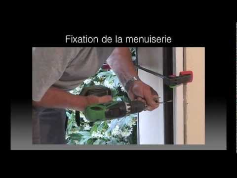 Cas pratique d 39 une r novation en d pose totale youtube for Fixation porte d entree