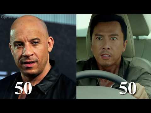 Vin Diesel Vs Donnie Yen Transformation ★ 2018