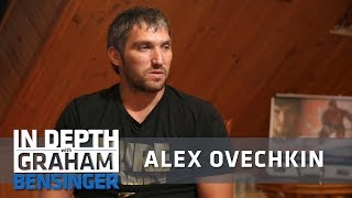 Alex Ovechkin interview: My brother's death