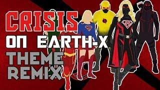 CRISIS ON EARTH-X Theme - [Styzmask Remix]