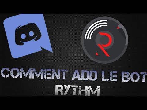 Comment add le bot rythm sur discord | Tuto discord #2