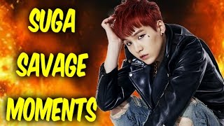 Video BTS Suga Savage Moments download MP3, 3GP, MP4, WEBM, AVI, FLV Juli 2018