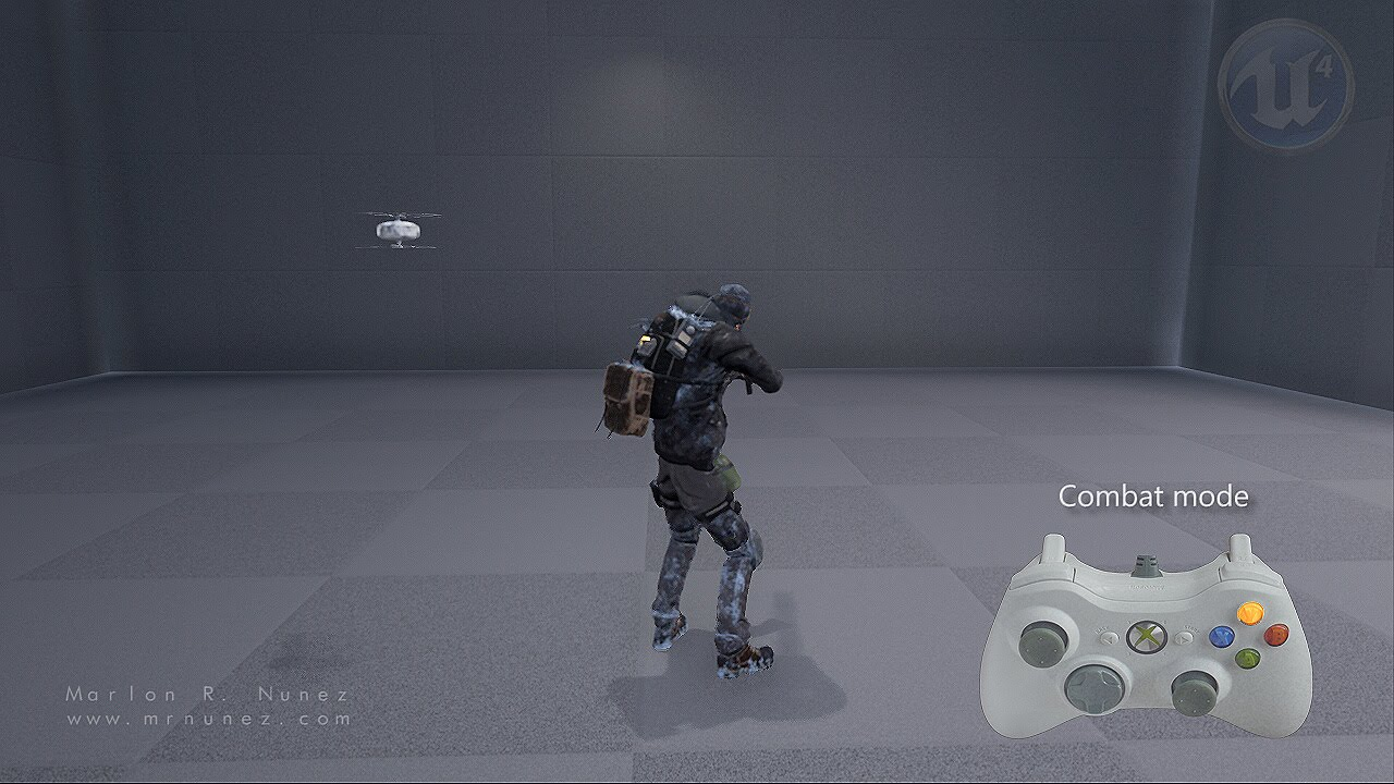 Character Design Unreal Engine 4 : Unreal engine winter operative quot the game character