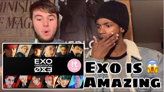 Gambar cover Reaction to EXO 엑소 'Obsession' MV