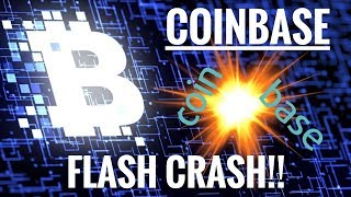 Bitcoin Flash Crash - WHY IS IT DROPPING!? - Live Outlook