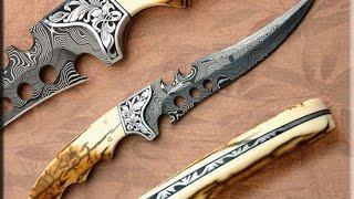 красивые ножи beautiful knives