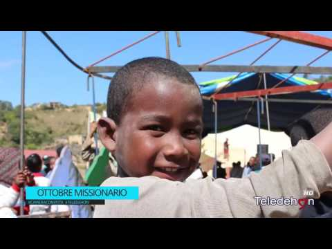 CAMERA CON VISTA 2016/17 OTTOBRE MISSIONARIO