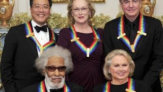The 34th Kennedy Center Honors 2011 (FULL): Cook/Diamond/Ma/Rollins/Streep