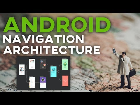 Android Navigation Architecture: Storyboards for Android Studio?