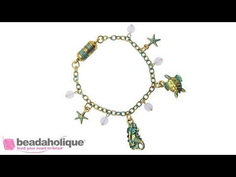 How To Make The Oceana Bracelet