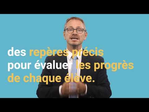 Dès la rentrée 2018, des programmes plus clairs et plus précis : message de Jean-Marc Huart