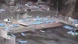 Just Released !!!! (2012) - New Footage of Japan Tsunami