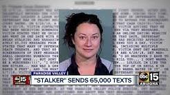 Woman accused of stalking Paradise Valley man she met online