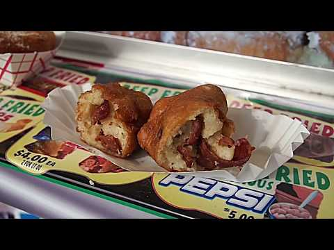 Weird Fried Foods and more at the Florida State Fair 2012