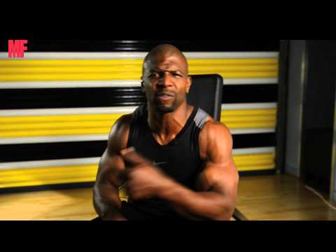 Terry Crews's top five gym crimes
