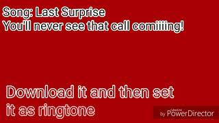 Video Persona 5 Ringtone to never see it coming! (Last Surprise Ringtone) download MP3, 3GP, MP4, WEBM, AVI, FLV Juli 2018