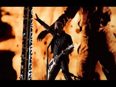 Metallica Battery Mexico 2017