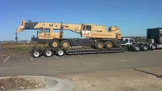 Heavy Equipment Hauling Texas