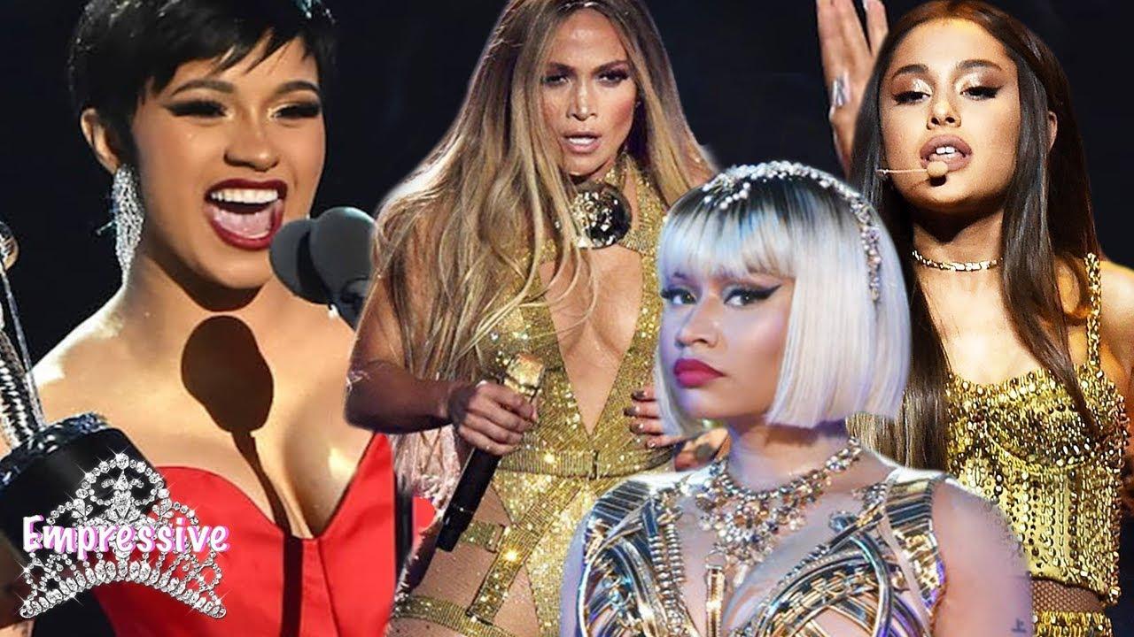 Best & Worst of the VMAs: Cardi B, Nicki Minaj, Jennifer Lopez, Ariana Grande, etc.