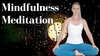 Short Mindfulness Body Scanning Meditation