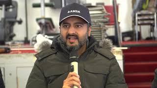 Canadian Ahmadi Muslims hold trade fair