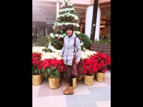 Selamat Natal Mama, Li feat may