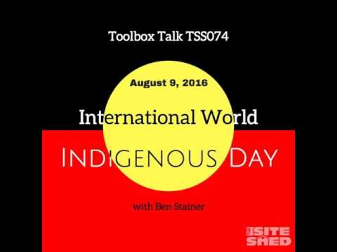 International World Indigenous Day