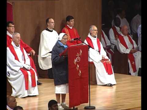 Lourdes - Vendredi Saint 2017 - Célébration de la Passion du Seigneur