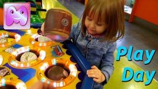 видео: Детские Игровые Автоматы АТТРАКЦИОНЫ для Детей  Детский Развлекательный Центр Игротека Play Day