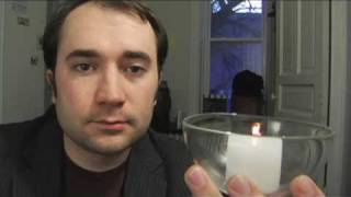 Lighting a candle for Rwanda (for vlogbrothers)