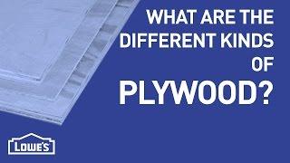 Which Plywood Should I Use? | DIY Basics