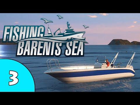 Fishing Barents Sea - E3 - Sea Deliveries  