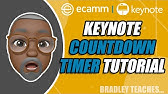 025 Keynote Animation Tutorial Motion Graphic Countdown Timer 2019 Count Up Timer 10 Seconds Youtube