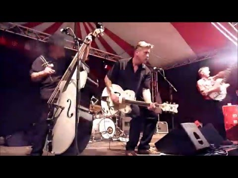Bang Bang Bazooka @ Hrieps Rockabilly tent