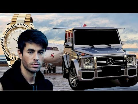 7 EXPENSIVE THINGS OWNED BY ENRIQUE IGLESIAS.