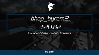 CS:GO Bhop | bhop_byrem2 [TAS/Segmented] - 3:20.82