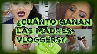¿Cuánto ganan Jeamileth Doll, Verdeliss, Ruti San Beauty&Vlogs y JackieD Story? | Madres vloggers thumbnail