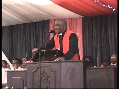 Rev M.E. Matyumza