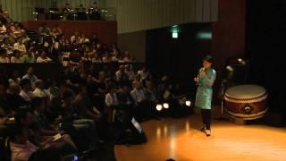 TEDxTokyo - Kathy Matsui - Womenomics - [English]