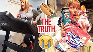 The Honest Truth about my Weight Loss!! (I've been EXPOSED)