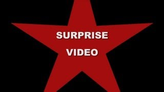 SURPRISE VIDEO - Two de Force Red Carpet event at the Academy of Motion Picture Arts & Sciences