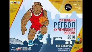 03 НОЯБРЯ 2018. XX Чемпионат России по регболу в городе Новосибирск(, 2018-11-03T17:15:48.000Z)
