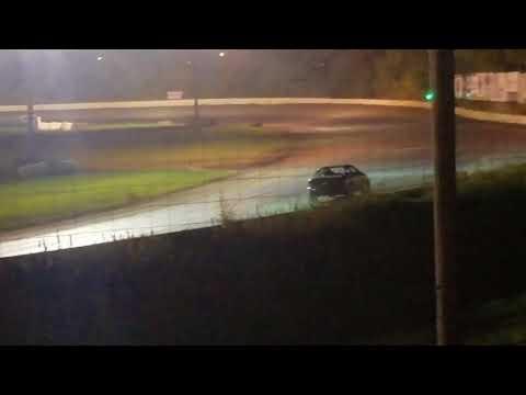 Dustin Virkus @ KRA Speedway- Feature 9.22.17