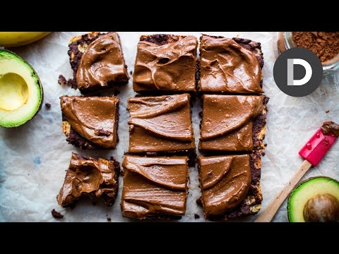 Healthy Chocolate Brownies feat. Roz Purcell!