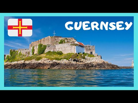 GUERNESEY: Historic CASTLE CORNET (Channel Islands)